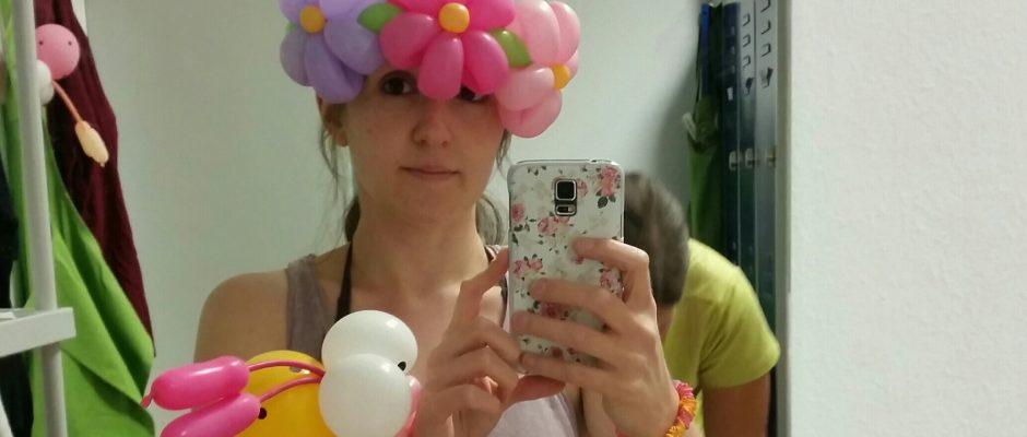 Ballonerina...